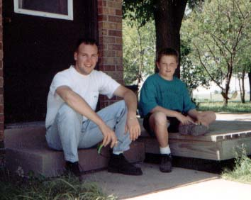 Big & Little Brothers - '93-'94